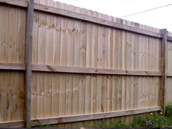 timber fence supplies Sydney